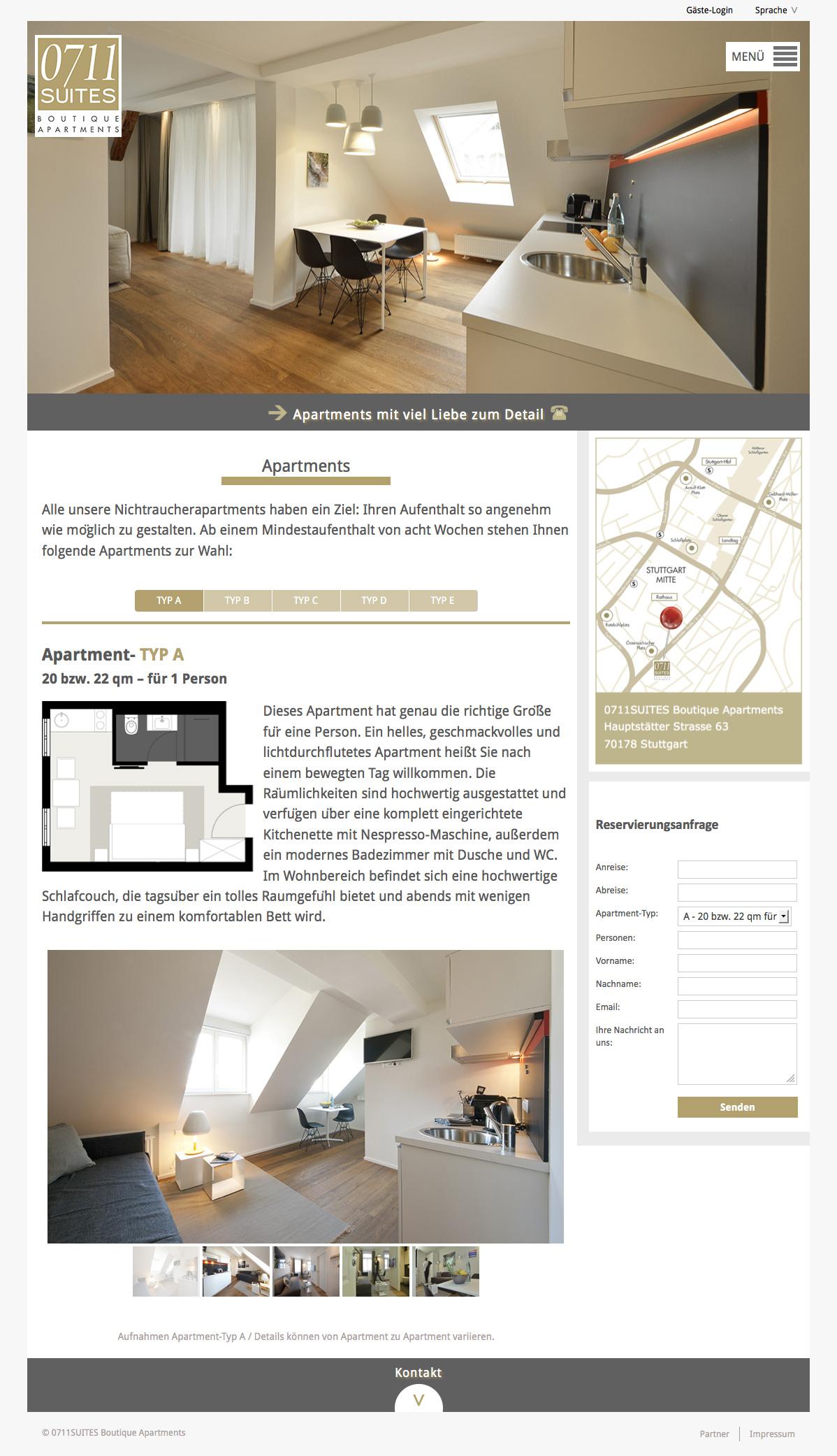 0711 SUITES Boutique Apartments