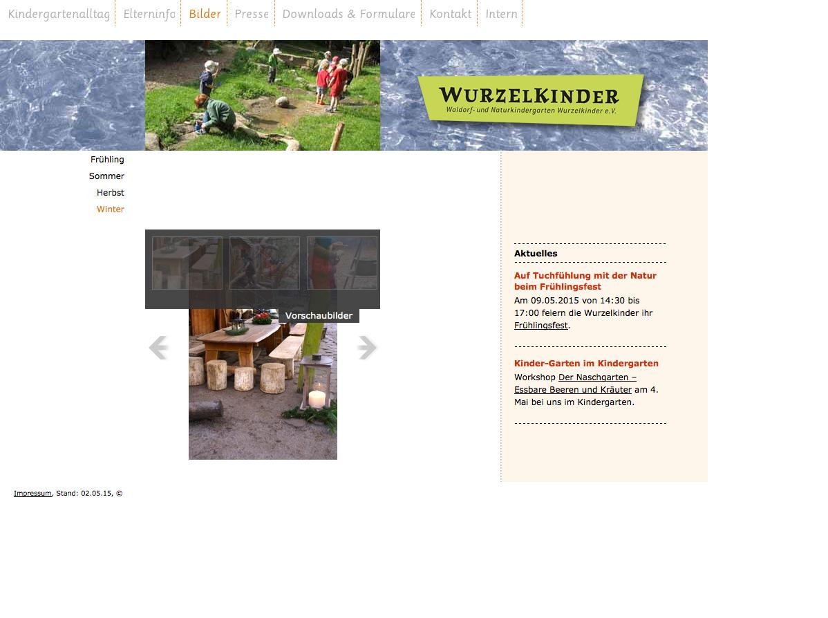 Waldorfkindergarten Wurzelkinder Stuttgart