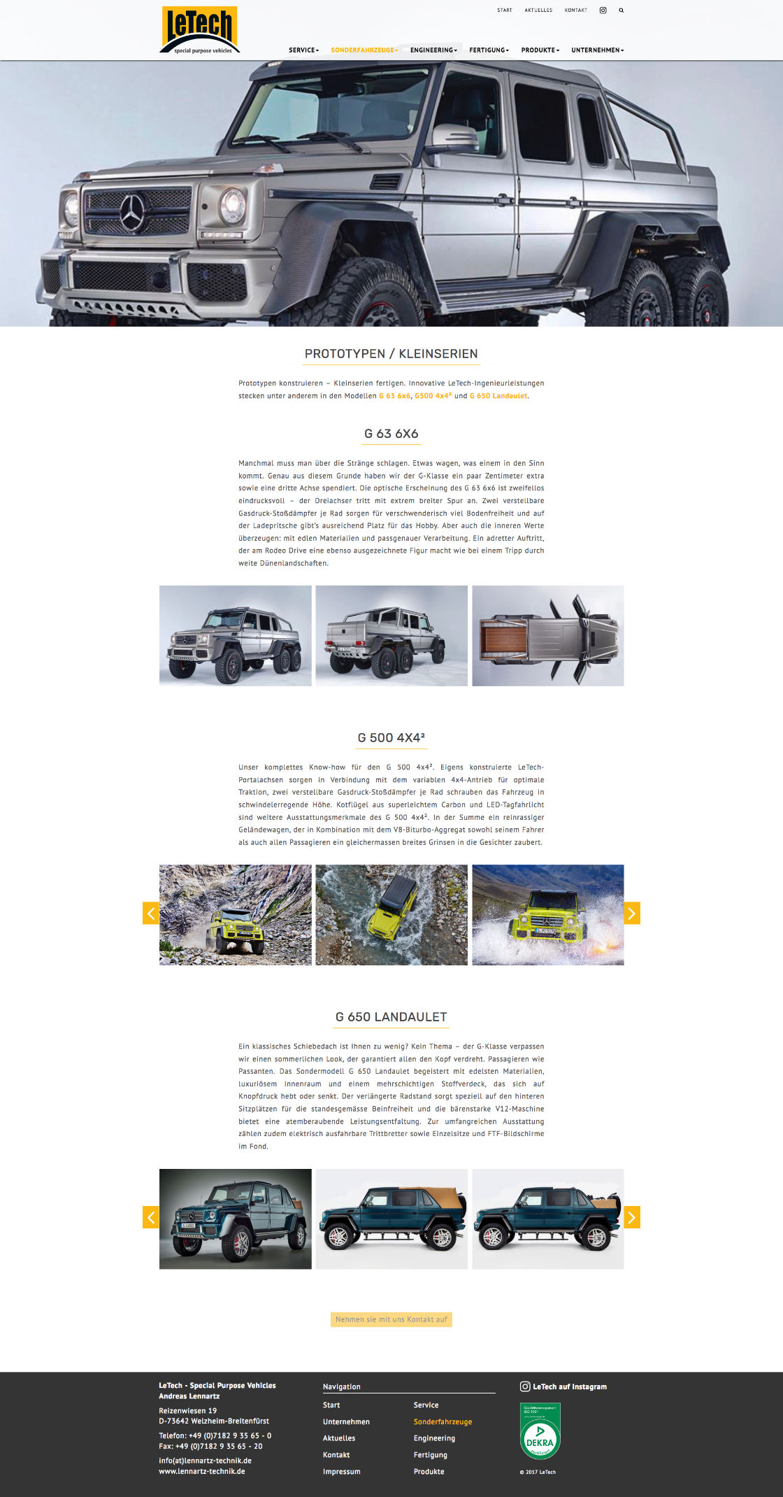 LeTech | Lennartz Technik
